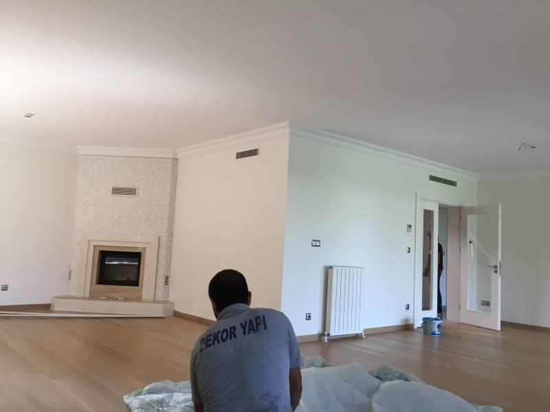 Villa için dış boyama ustası