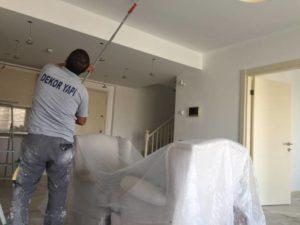 #Pendik'te profesyonel Evlerinde boya Çalışmalarımız