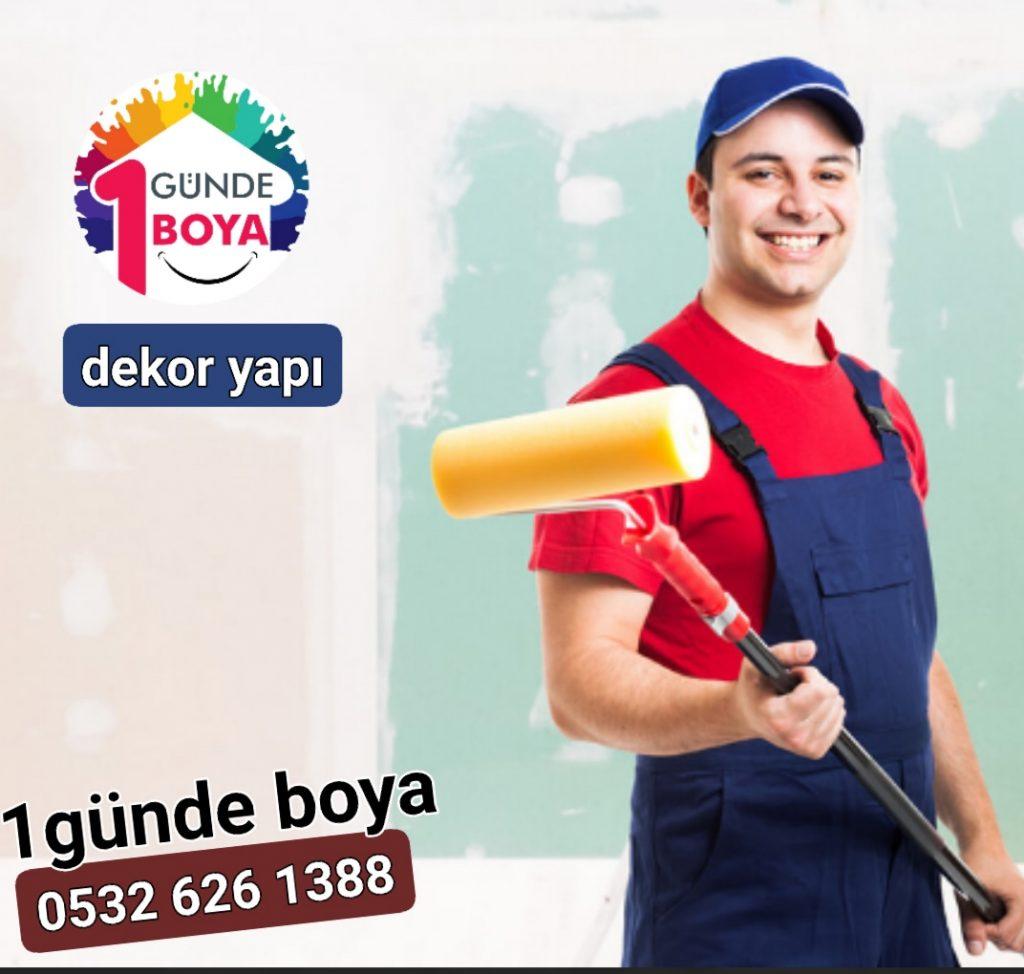 #Üsküdar kısıklı profesyonel ev boya badana