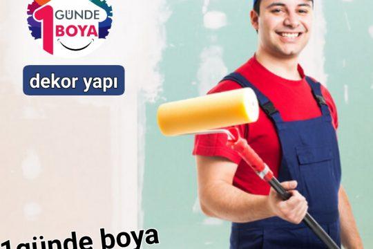 Beşiktaş ev boya badana