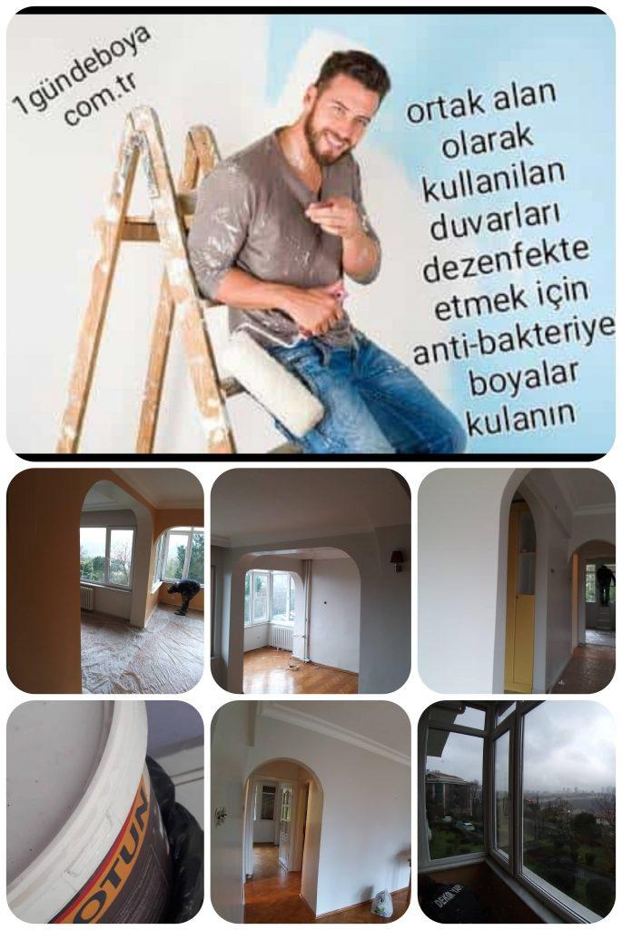 atakent jotun boya kalitesi ile evleriniz boyansın