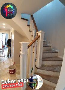 Ümraniye'de tecrübeli boya ekiplerimiz ile hizmetinizdeyiz