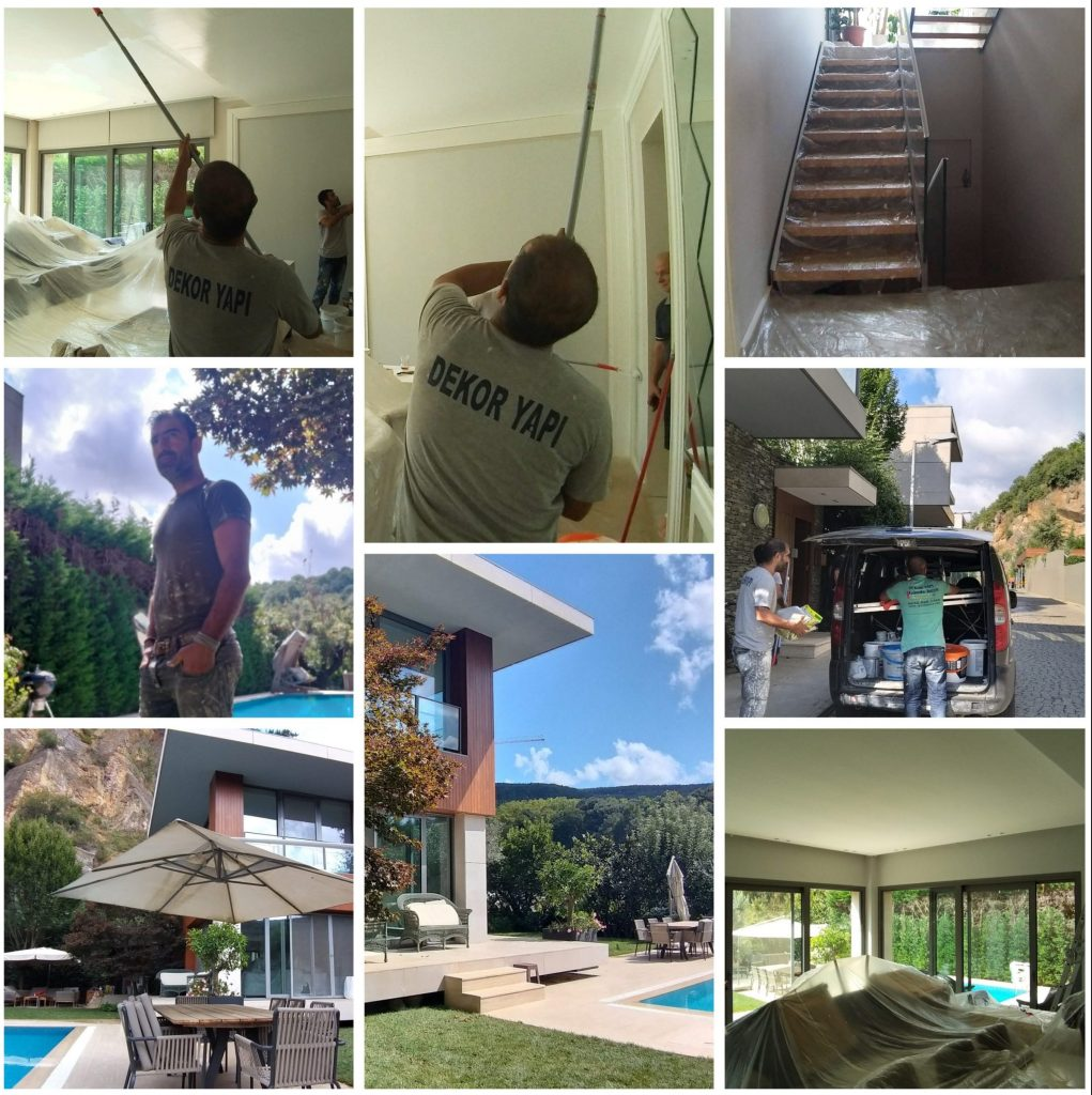 #Villa badana boya ekibi