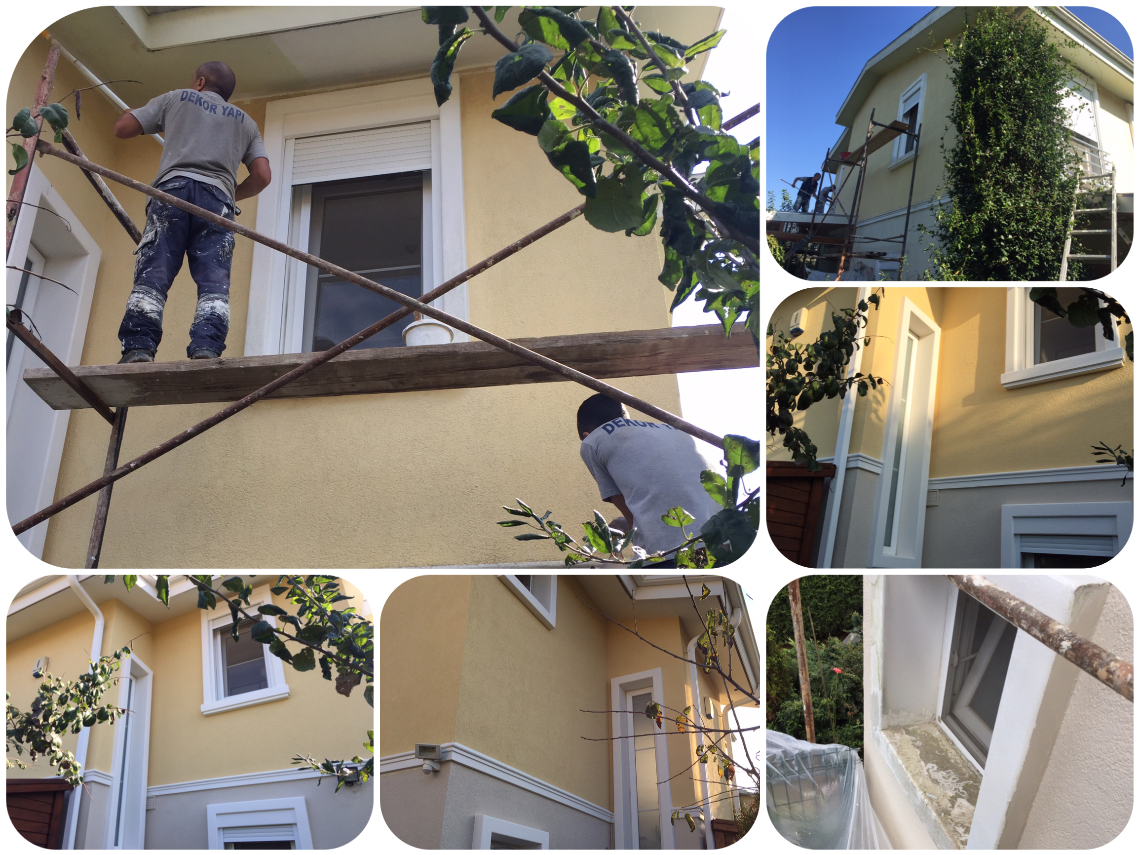 #en kaliteli güvenli villa boya ekibi