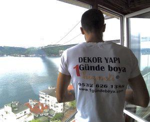 #istanbul 1günde boya badana ekibi