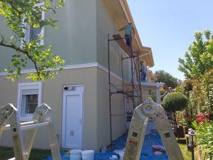 Profesyonel villa boyama ekibi fiyatları