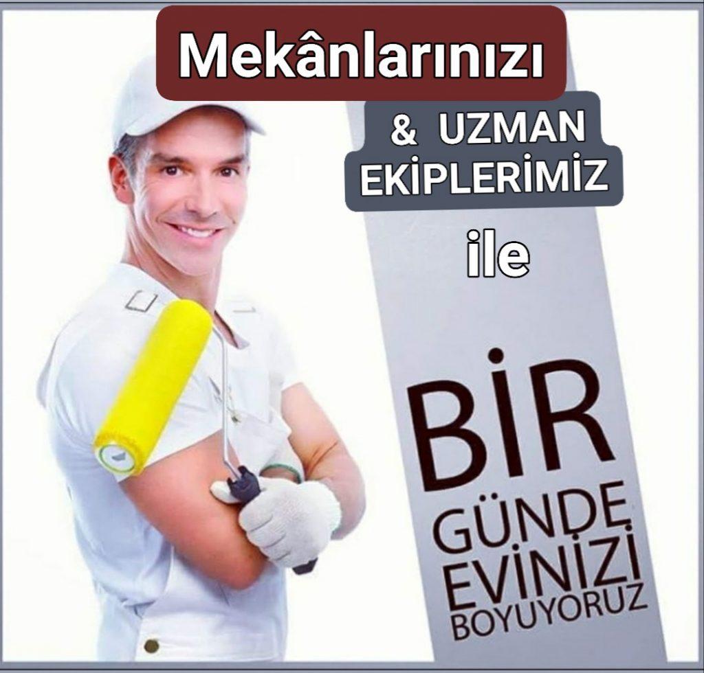 #istanbul çengelköy boyacı ustası arıyorum