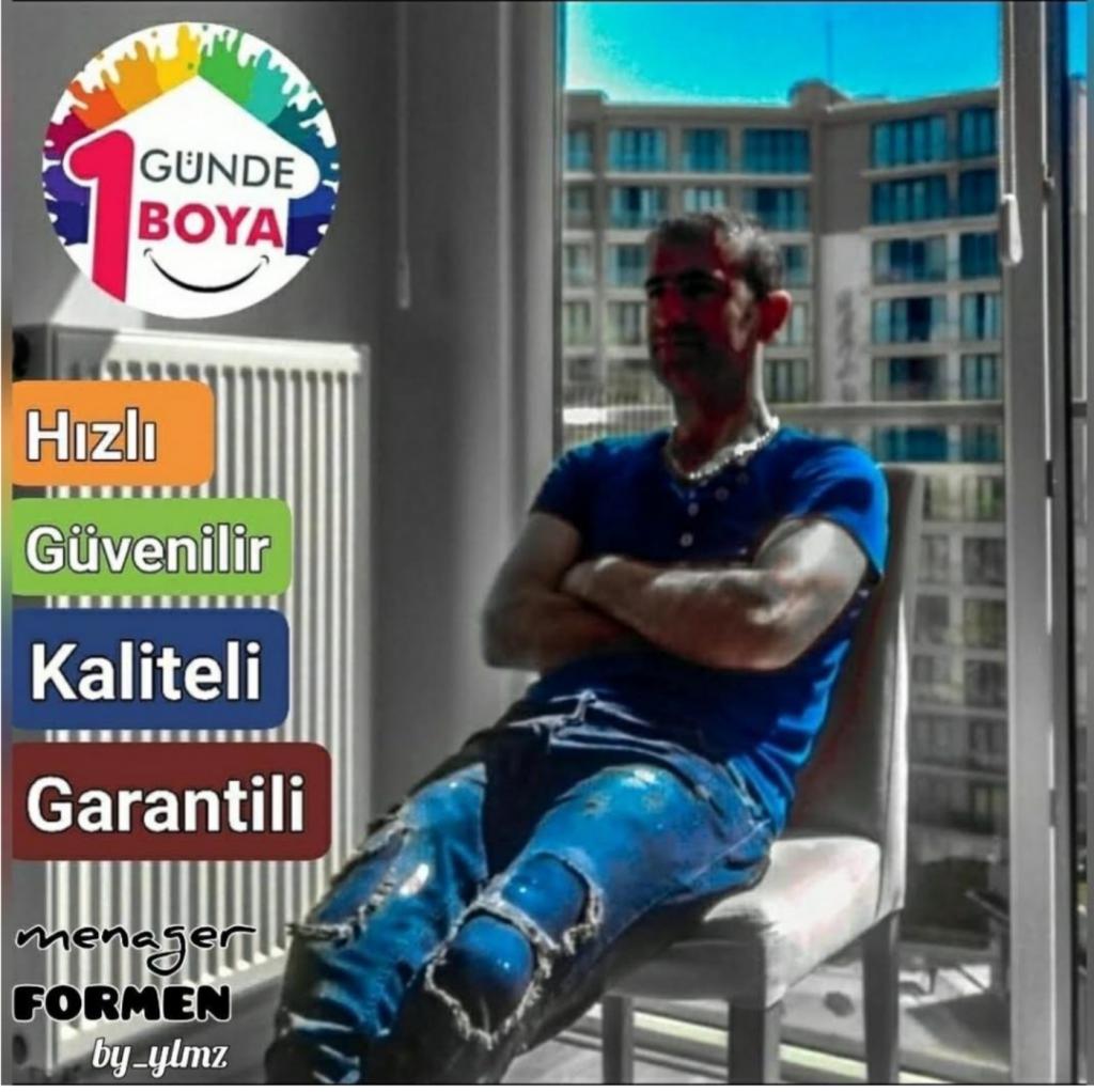 İstanbul'da profesyonel boyacı ekibi