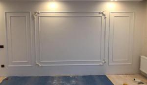 Evlerinize duvar çıtalama ile farklı görüntü kazandırabilirsiniz