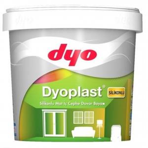Evinizi plastik boya yapmak isterseniz Dyoplast size göre olabilir
