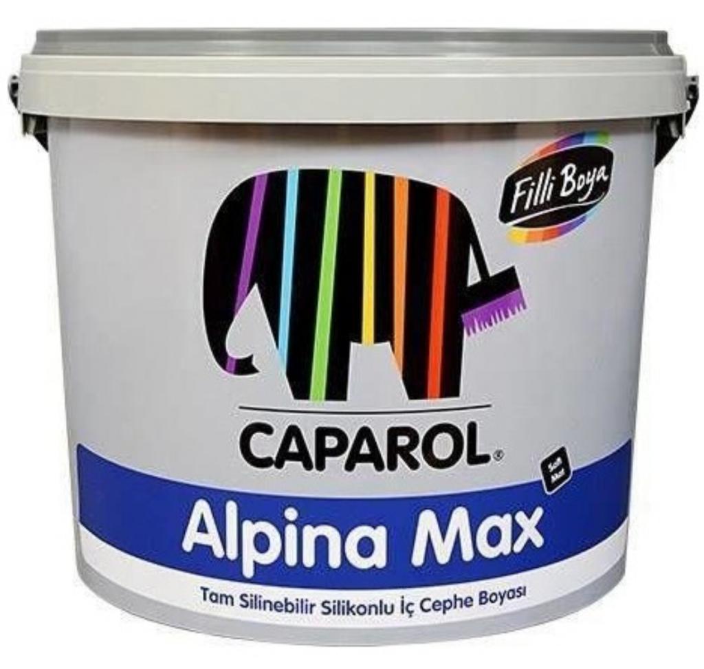 1günde boya ekipleri Alpina MAX boyalarını kullanıyor