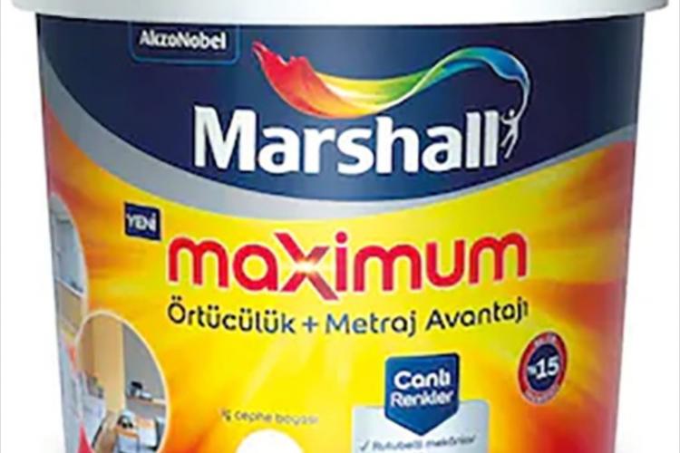 boyacı, Evinize marshall boyanın şıklığını yansıtın
