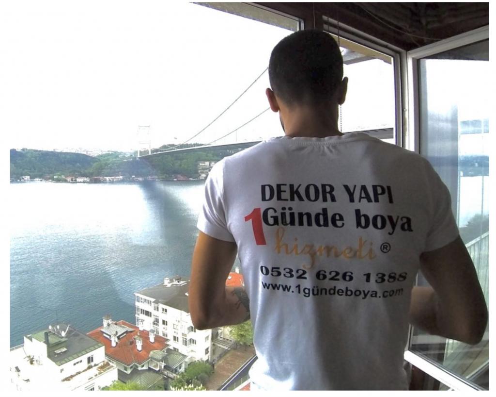 İstanbul'da güvenilir boyacı ekibi