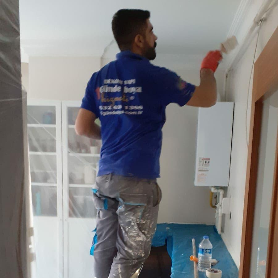Profesyonel ev boyama ekibi
