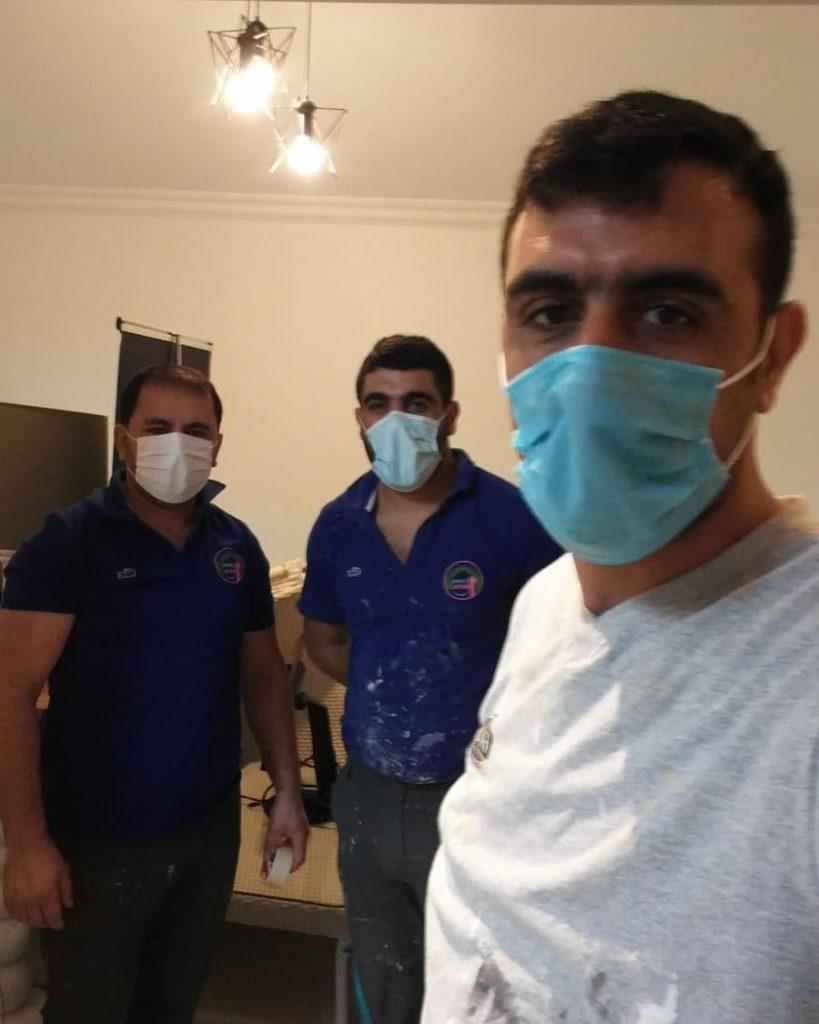 Profesyonel kalitede boya badana hizmetini bizden alabilirsiniz