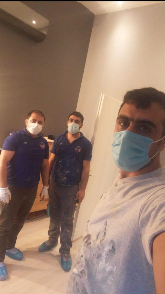 İstanbul'da Profesyonel kalitede boya badana hizmetini bizden alabilirsiniz