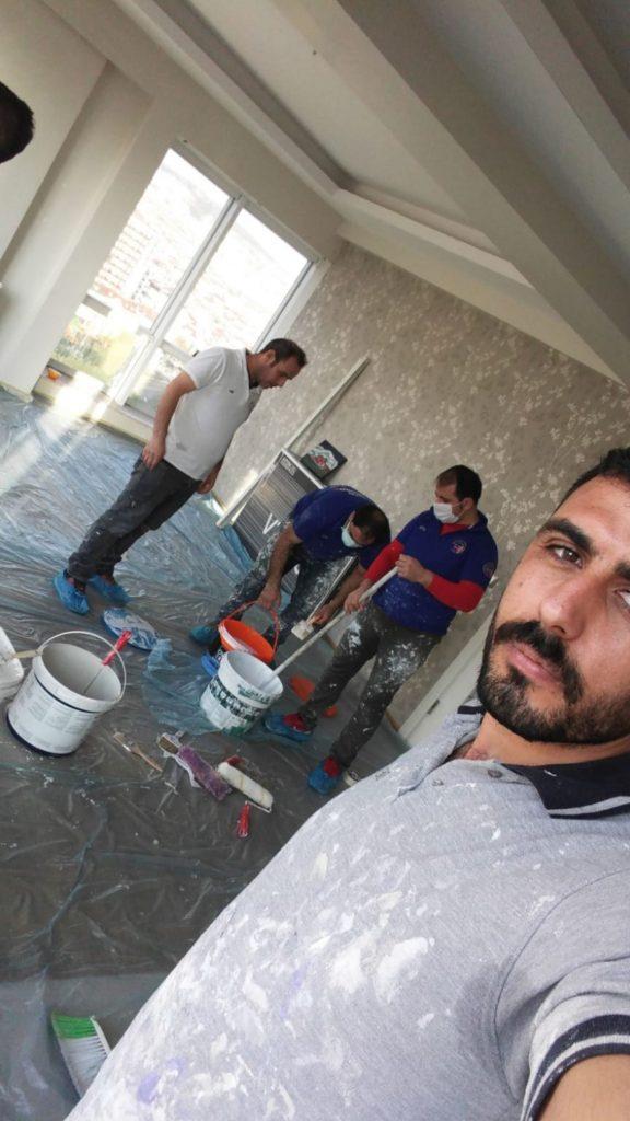 Ataşehir Profesyonel kalitede boyacı
