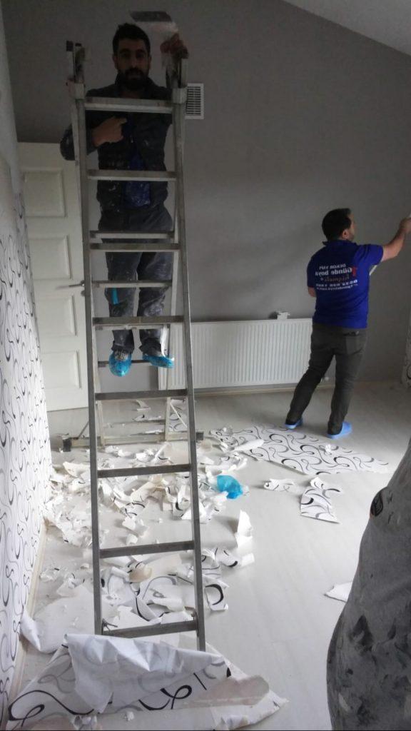 Kartal'da Profesyonel kalitede boya badana hizmetini bizden alabilirsiniz