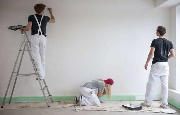 Ataşehir'de ev boyama ustası
