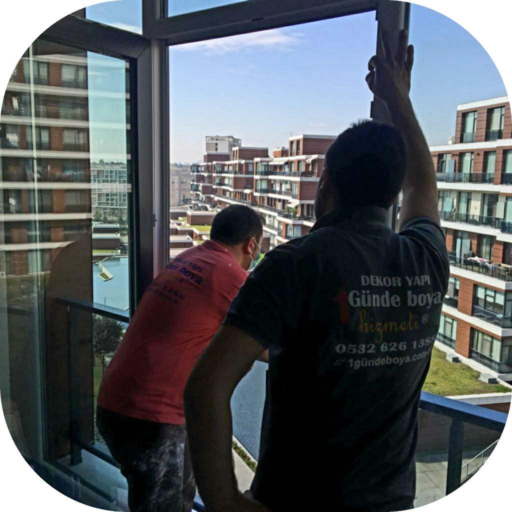 #İstanbul tecrübeli en iyi kalitede ev boya ustası ekibi
