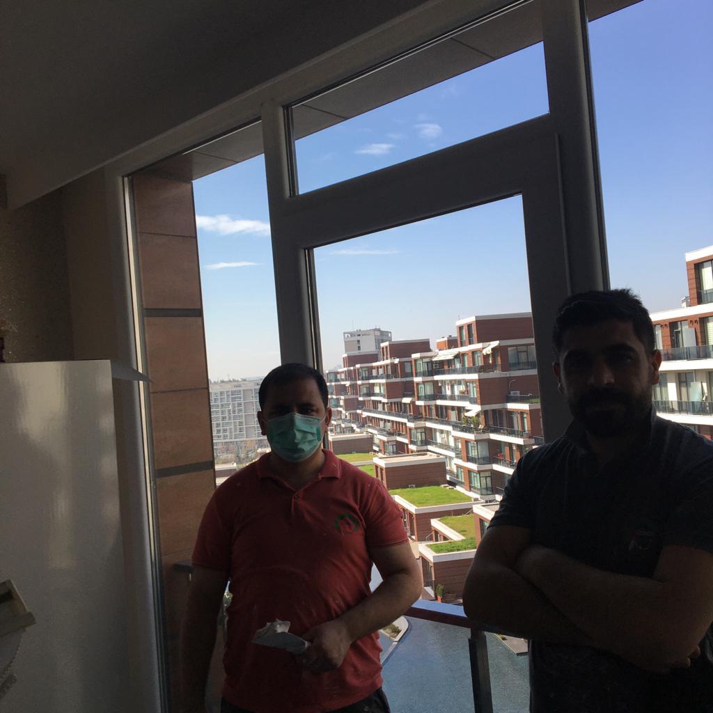 İstanbul boyacı ustası ekipleri