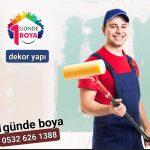 #boya badana ustası ekibi