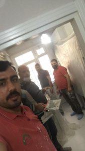 ev boyama ekibi