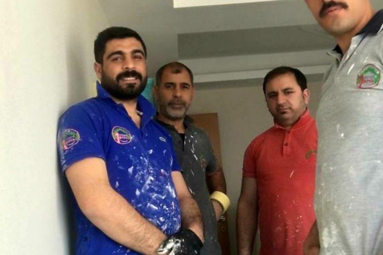 #Tarabya'da Kaliteli boya badana ustası