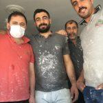 #Beykoz Kaliteli ev Boya ustası