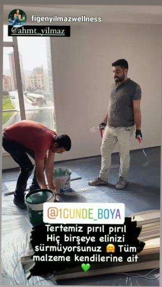 Beşiktaş mahallesi iyi kalitede boyacı ustası