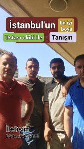 #Ataşehir'de Boya badana işlerinde uzmanız