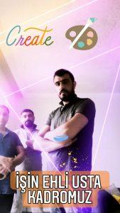 #Ataşehir boyacı ustası ekibi
