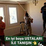 #Kaliteli güvenli boyacı ekibi