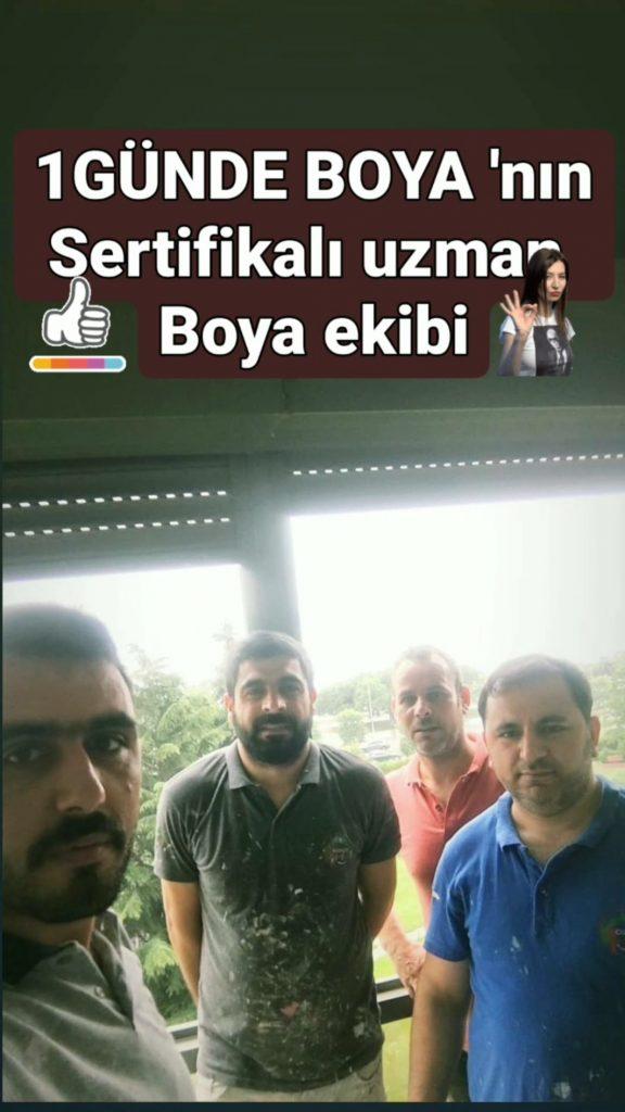 #Ankara Çayyolu boyacı ustası